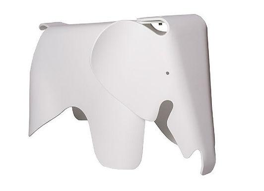Taburete Elephant Blanco