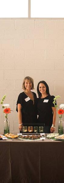Team Aurelie and Melissa