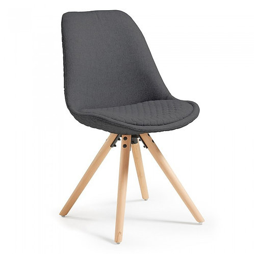 Silla Lars Gris Oscuro