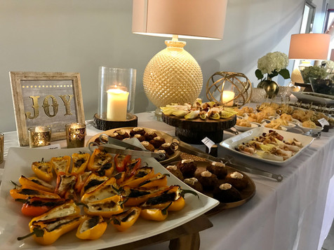 Lila Buffet Styling corporate event (1).