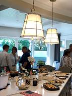 Lila Buffet Styling Artisan Home Tour (4