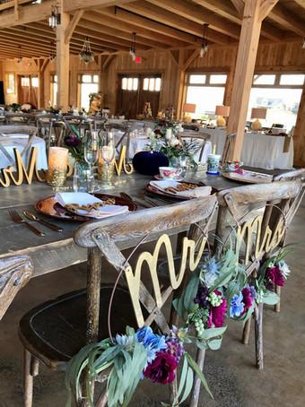 Lila Buffet Styling Barn Wedding (10).JP