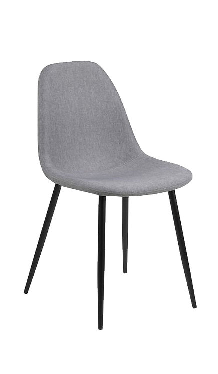 Silla Wilma Gris