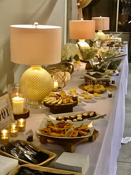 Lila Buffet Styling corporate event (2).