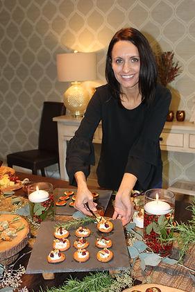 Melissa Sanchez, Event Managr