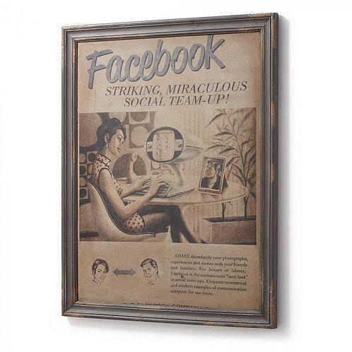 Cuadro Lilou Facebook