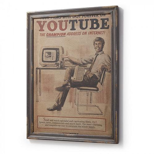 Cuadro Lilou Youtube