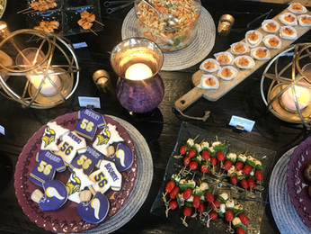 Lila Buffet Styling Special Engagement p
