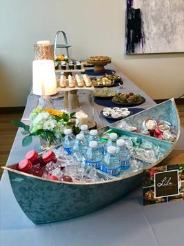 Lila Buffet STyling Company Grand Openin
