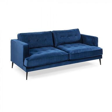 Sofá Vinny 3pls Azul