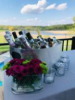 Lila Buffet Styling Backyard Summer party