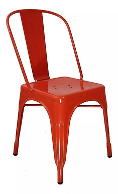 Silla Folix Rojo