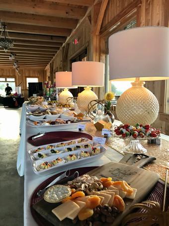 Lila Buffet Styling Barn Wedding (8).JPG