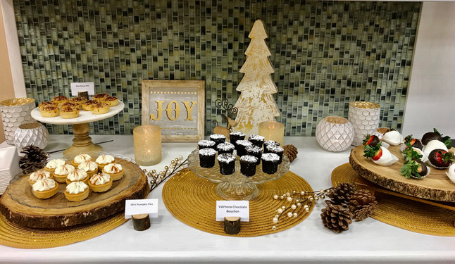 Lila Buffet Styling Company Holiday Part