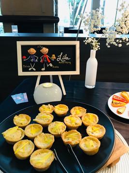 Lila Buffet Styling Company Anniversary