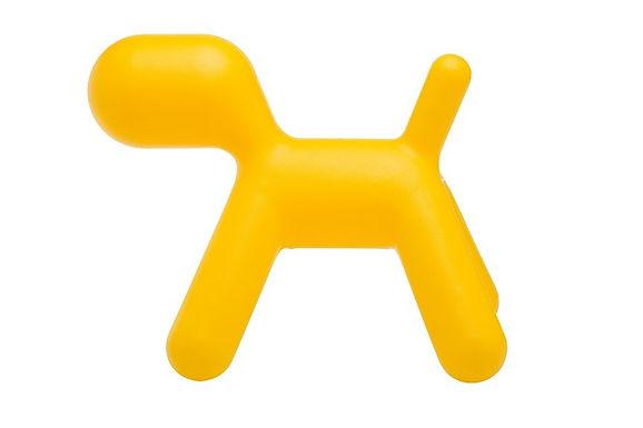 Taburete Puppy Amarillo