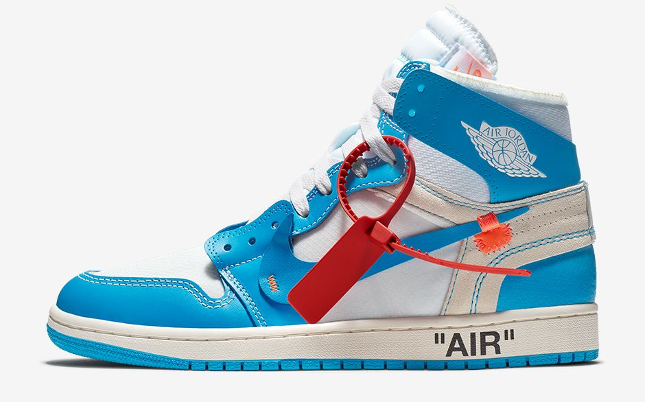 712c65b5bee9e6 Featuring UNC s signature Powder Blue and White on the deconstructed upper