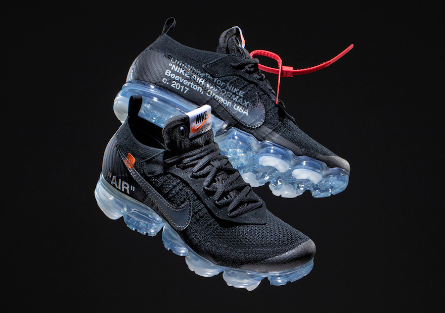 OFF-WHITE x Nike Air Vapormax Black Colorway | Singapore Sneaker Community  | Sneakest