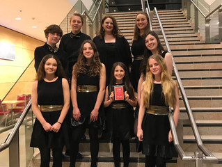 Vocalocity in the Australasian Choral Championships