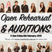 Vocalocity Vocal Ensemble Open Rehearsal & Auditions