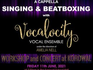 Singing at Korowal