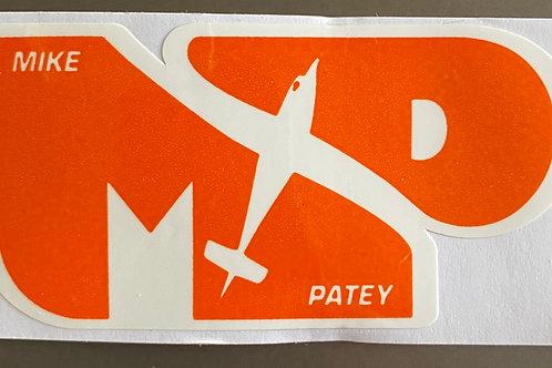 "MP Vinyl Sticker - 1.5"" x 3"""
