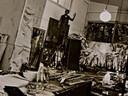 "viva15 Installation ""The Studio V&A R.C.A Painting School 2"""