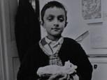 Lion Fetish Object from Tar Baby Performance, Minoli Salgado's residence Lewes