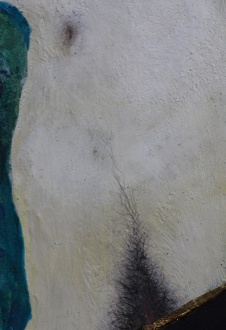 Release from the Ocean of Milk 1, detail