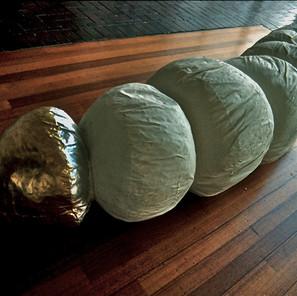 Grub, Exhibition Canberra School of Art