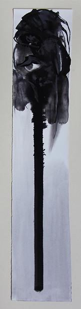 Depressed Head on Pole