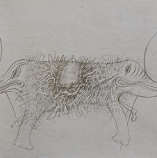 double dog fetish, detail