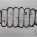 Colour Codes Study for Lene for Rainbow Grub