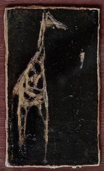 Tar Giraffe