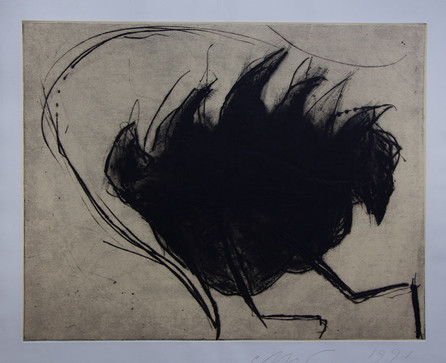 Flea Chine-collé