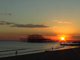 Performance by the Sun and the Ruined Peer in Hove, Still from the film Turner