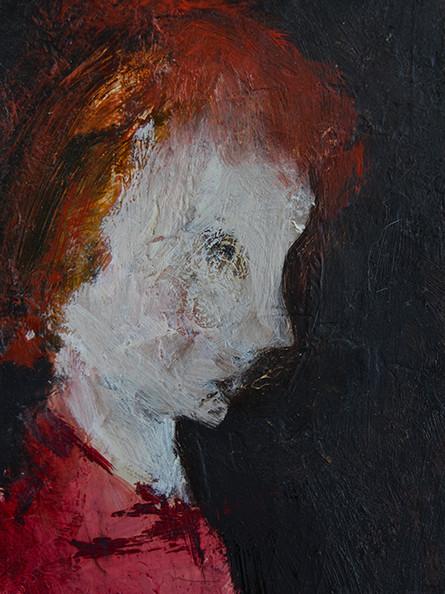 Rose and Miranda Wood, detail