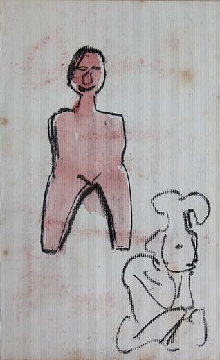 Pre Columbian Mexican Terracotta Figures