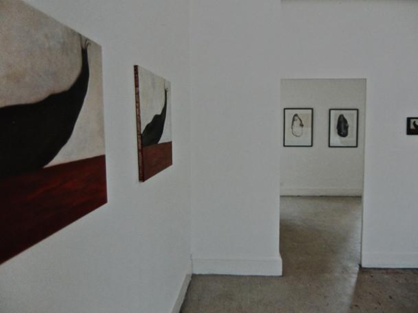 Galleries 1 & 2 Ruskin School