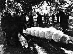 Grub Burial