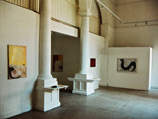Gallery 3 Ruskin School