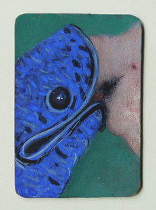 Female Jonah Miniature