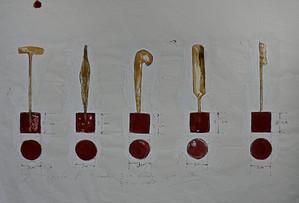 Ludic Indian Chess Set final sketch