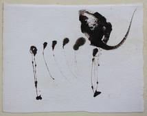 Tar Mammoth Skeleton