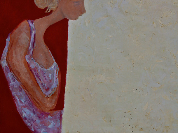 High Table Loneliness (detail)