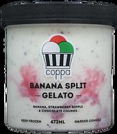 Banana Split Gelato