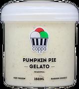 Pumpkin Pie Gelato