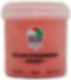 Italian Strawberry Sorbet