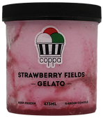 Strawberry Fields Gelato