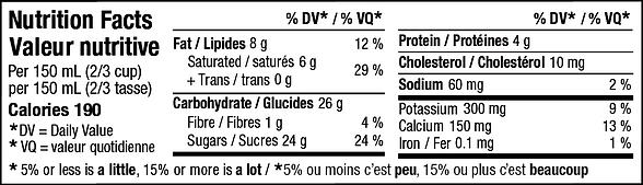 GELATO - COCONUT - Horizontal Nut Extend